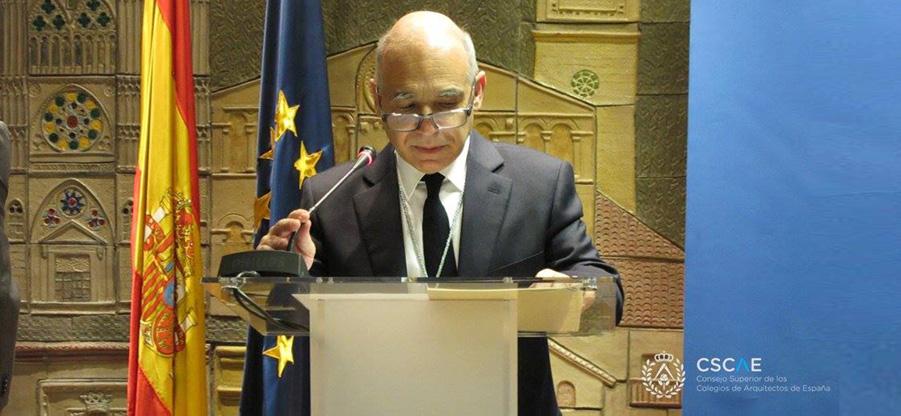 Lluis Comerón Graupera asume el cargo de presidente de CSCAE