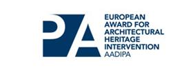 Logo Premio Europeo de Intervención en el Patrimonio