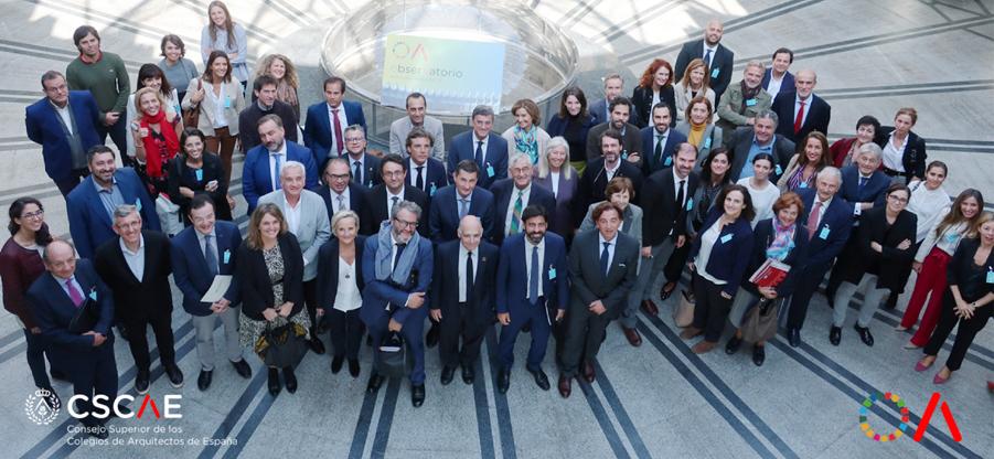 Los arquitectos apoyarán la Agenda 2030 liderando el cambio en el sector