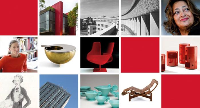 MoMoWo: European Women in Architecture and Design (imagen vía peroquiendice.com)