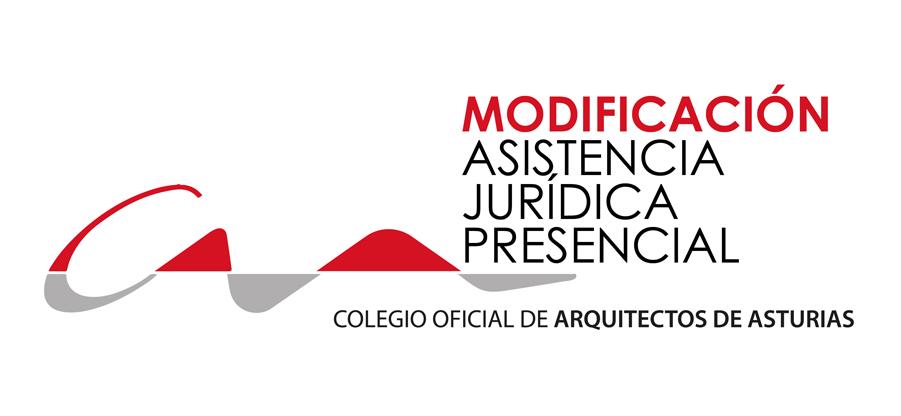 Modificación temporal de la asistencia jurídica