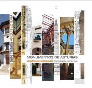 Presentación del libro `Monumentos de Asturias. Arquitecturas restauradas`