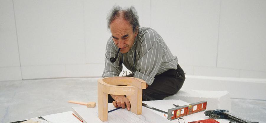 Muestra sobre la escultura de Eduardo Chillida