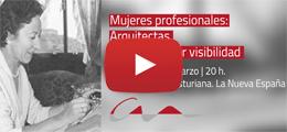 Mujeres profesionales arquitectas. Por una mayor visibilidad