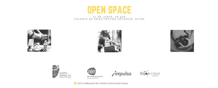 Open Space de AJE en la sede de Gijón del COAA