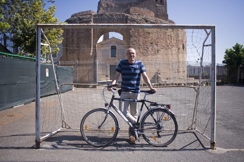 Paolo Gandolfi (Arquitecto por la Universidad de Venecia)