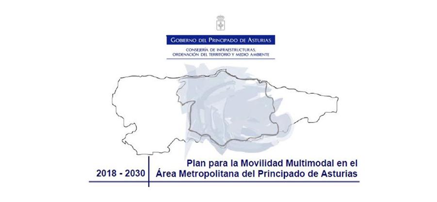 Plan para la Movilidad Multimodal en el Área Metropolitana de Asturias