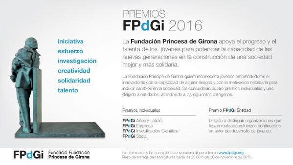 Premios FPdGi 2016