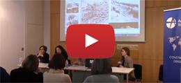 Presentación de Arquitectura Sin Fronteras Asturias