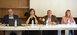 Presentación de las Jornadas de Patrimonio Industrial INCUNA