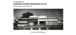 Presentación e inauguración de `La obra de Mariano Marín Rodríguez-Rivas`