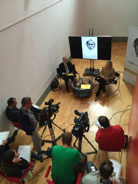 Presentación en el COAA del FICARQ 2015
