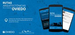 Presentada la APP `Rutas Arquitectónicas de Oviedo`