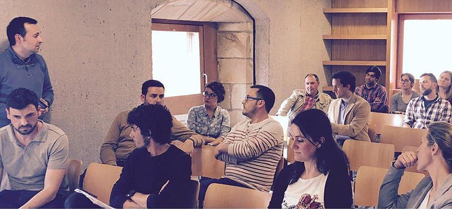 Primera reunión de Grupo de Usuarios BIM en Asturias