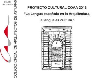 Proyecto Cultural COAA