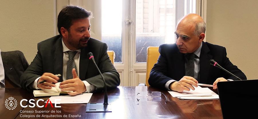 Reunión de la Comisión BIM del CSCAE con esBIM.ES