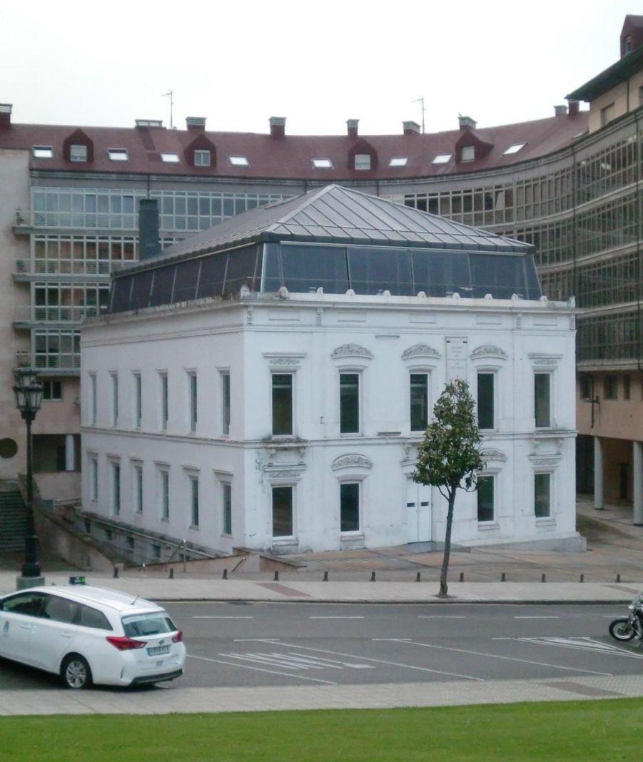 Sede COAA en Oviedo