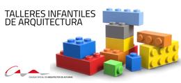 Talleres infantiles de arquitectura en la temporada estival