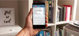 Telegram, un nuevo canal de comunicación del COAA