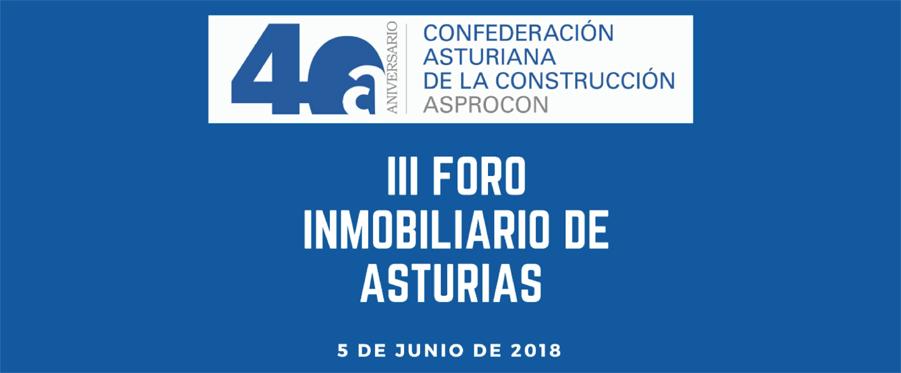 Urbanismo, demografía, tendencias y oportunidades: III Foro inmobiliario de Asturias