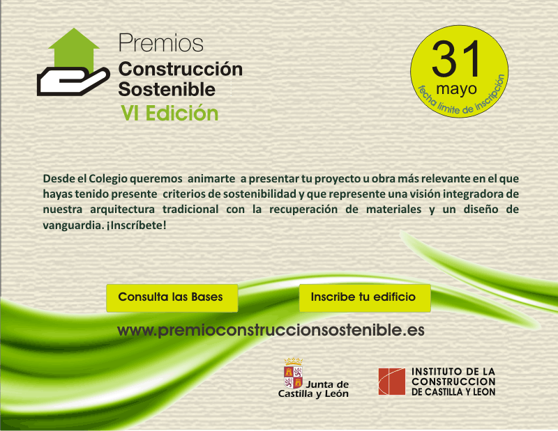 VI Edición Premios Construcción Sostenible