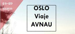 Viaje a Oslo organizado por la AVNAU