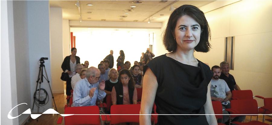 Vídeo de la conferencia de Elisa Valero