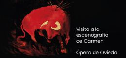 Visita a la escenografía de la ópera Carmen
