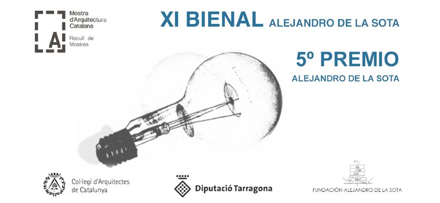 XI Bienal Alejandro de la Sota