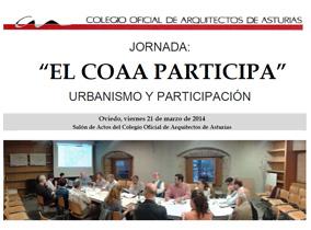 Jornada - El COAA Participa