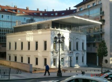 Reforma de la sede del coaa en oviedo - Arquitectos en oviedo ...